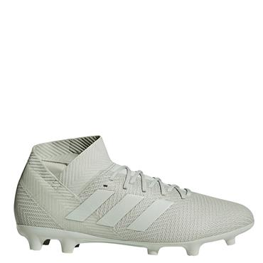 ADIDAS MENS NEMEZIZ18.3FG FOOTBALL BOOTS - GREY