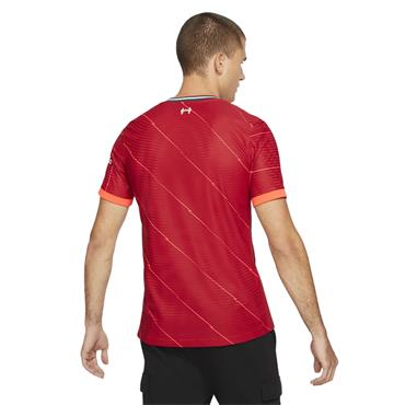 Nike Liverpool 21/22 Match Home Jersey Player Fit - Red
