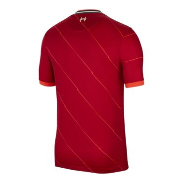 Nike Mens Liverpool 2021/22 Home Jersey - Red