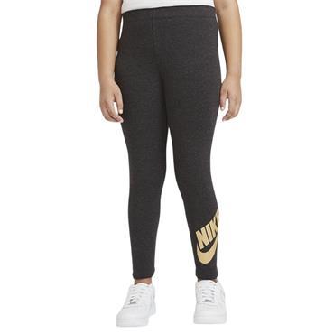Nike Girls Leggings - Grey