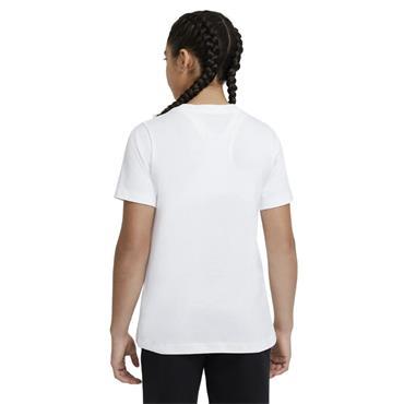 NIke Kids Sportswear T-Shirt - WHITE
