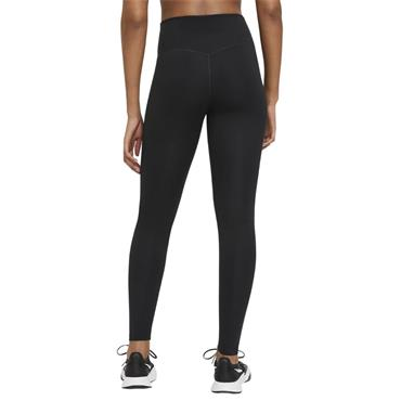 WOMENS NIKE ONE TIGHT FIT - BLACK