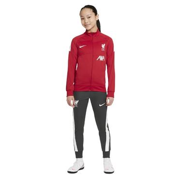 Nike Kids Liverpool F.C Academy Pro Tracksuit - Red