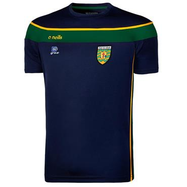 O'Neills Adults Donegal GAA T-Shirt - Navy