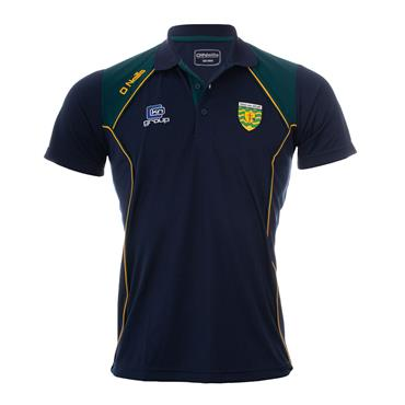 O'NEILLS ADULTS DONEGAL BAILEY POLO - NAVY