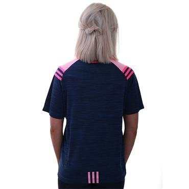 O'Neills Womens Donegal GAA Colorado 01 T-Shirt - Marine