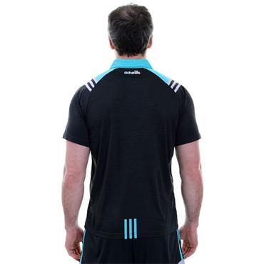 O'Neills Adults Donegal GAA Colorado 05 Poloshirt - Black