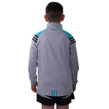 KIDS DONEGAL COLORADO 122 BRUSHED HZ - SILVER/TEAL/BLACK