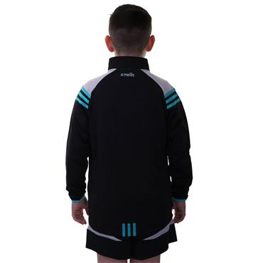 O'Neills Kids Donegal GAA Colorado 26 Brushed Full Zip - Black