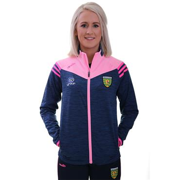 O'Neills Womens Donegal GAA Colorado 26 Brushed Full Zip - Marine