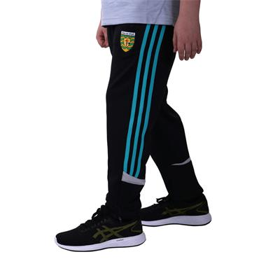KIDS DONEGAL COLORADO 36 SKINNY PANT - BLACK/TEAL/SILVER