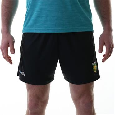 O'Neills Adults Donegal GAA Colorado 49 Shorts - Black