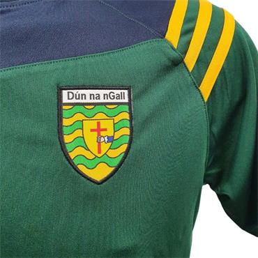 O'Neills Kids Donegal GAA Colorado 01 TShirt - Green