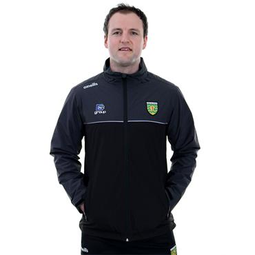 O'Neills Adults Donegal GAA Jackson 54 Rain Coat - BLACK