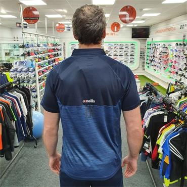 O'Neills Adults Donegal GAA Kasey Polo - Navy