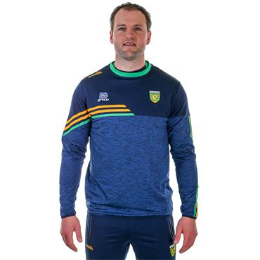 O'Neills Adults Donegal GAA Nevis 183 Crew Sweater - Navy