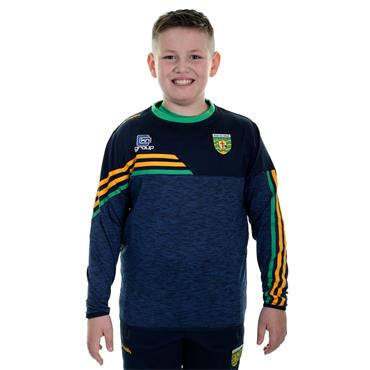 O'Neills Kids Donegal GAA Nevis 183 Crew Sweater - Navy