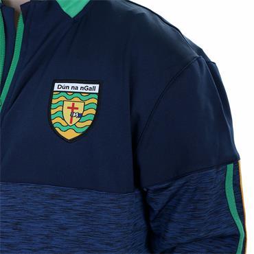 O'Neills Kids Donegal GAA Nevis 26 Full Zip Hoodie - Navy