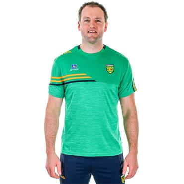 O'Neills Adults Donegal GAA Nevis 01 T-Shirt - Green