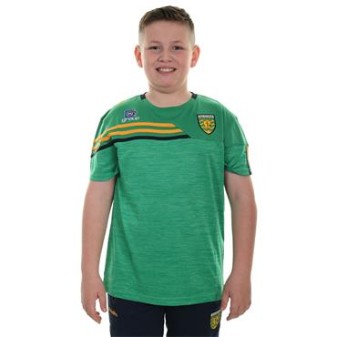 O'Neills Kids Donegal GAA Nevis 01 T-Shirt - Green