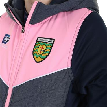O'Neills Girls Donegal GAA Nevis 75 Jacket - Navy