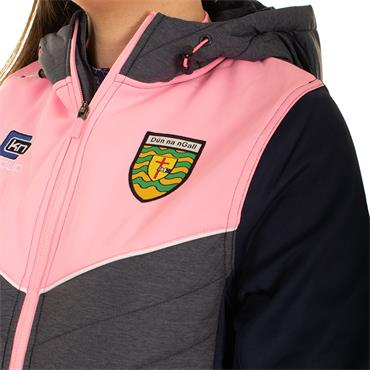 O'Neills Womens Donegal GAA Nevis 75 Jacket - Navy