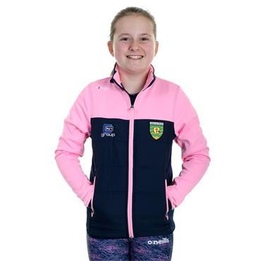 O'Neills Girls Donegal GAA Nevis 71 Jacket - Pink
