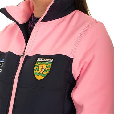 O'Neills Womens Donegal GAA Nevis 71 Jacket - Pink