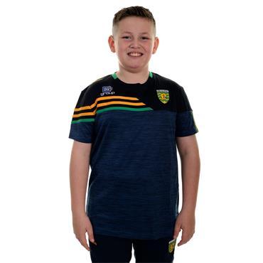 O'Neills Kids Donegal GAA Nevis 01 T-Shirt - Navy