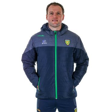 O'Neills Adults Donegal GAA Nevis 72 Padded Jacket - Navy