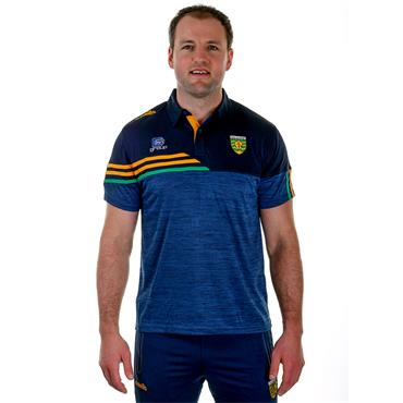 O'Neills Adults Donegal GAA Nevis 05 Polo Shirt - Navy