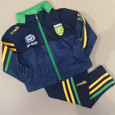 O'Neills Infant Donegal GAA Nevis 152 Tracksuit - Navy