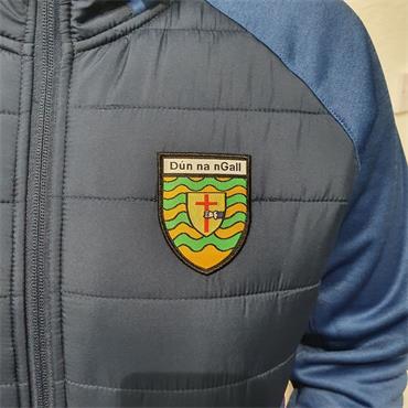 O'Neills Womens Donegal GAA Portland 075 Jacket - MARINE