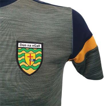 O'Neills Kids Donegal GAA Portland 060 T-Shirt - Green