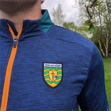 O'Neills Mens Donegal GAA 026 Full Zip Jacket - Navy