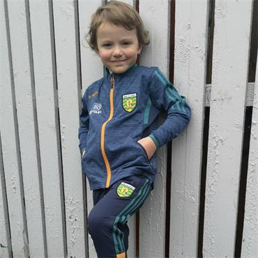 O'Neills Kids Donegal GAA 026 Full Zip - Navy
