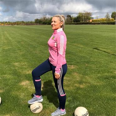 O'Neills Womens Donegal GAA Raven 026 Full Zip - Pink