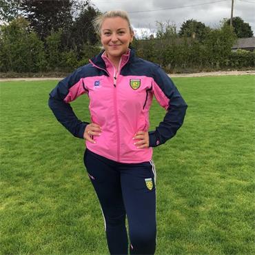 O'Neills Womens Donegal Raven 054 Full Zip Jacket - Pink