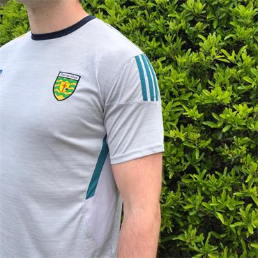 O'Neills Adults Donegal GAA Raven 060 T-Shirt - Grey