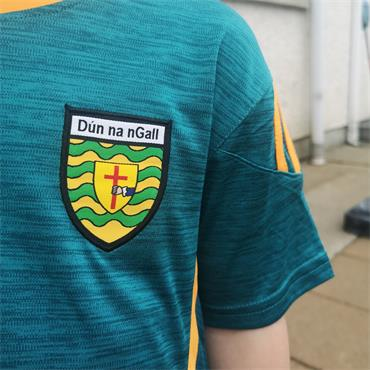 O'Neills Kids Donegal GAA Raven 060 T-Shirt - Green