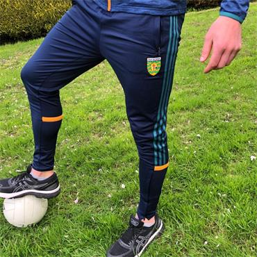 O'Neills Adults Donegal GAA Raven 153 Skinny Bottoms - Navy