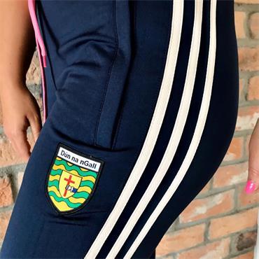 O'Neills Womens Donegal GAA Raven 153 Skinny Pants - Navy