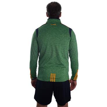 ADULTS DONEGAL SOLAR 122 BRUSHED HZ TOP - EMERALD/MARINE/AMBER