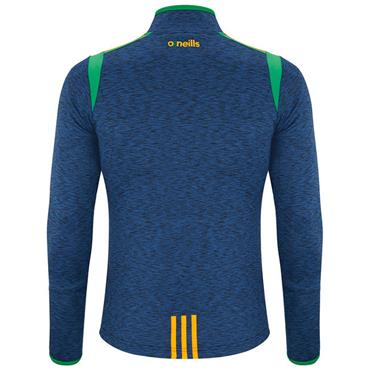 O'Neills Adults Donegal GAA Solar 122 Brushed Half Zip - Navy