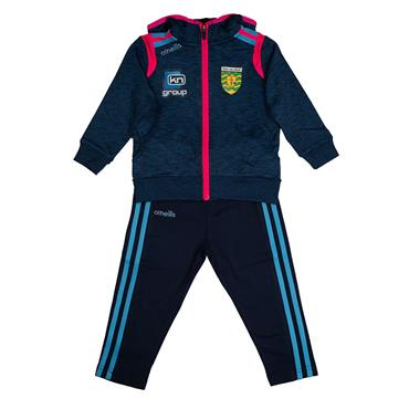 INFANT DONEGAL SOLAR 152 TRACKSUIT - MARINE/PINK/BLUE