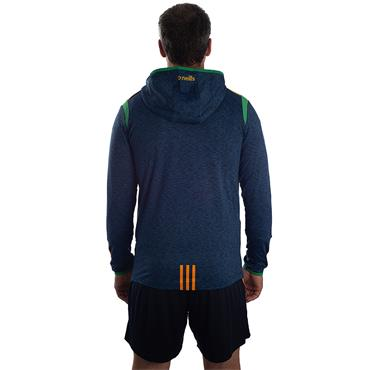 ADULTS DONEGAL SOLAR 21 FULL ZIP HOODY - MARINE/EMERALD/AMBER