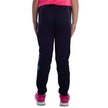 GIRLS DONEGAL SOLAR 36 SKINNY PANTS - MARINE/BLUE/PINK