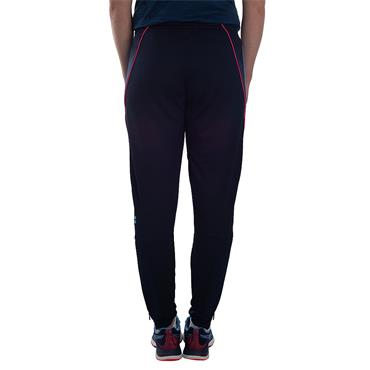 WOMENS DONEGAL SOLAR 36 SKINNY PANTS - MARINE/BLUE/PINK
