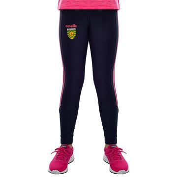 O'Neills Girls Donegal GAA Solar 40 Leggings - Marine