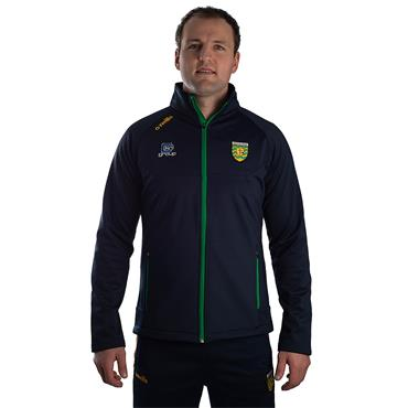 O'Neills Adults Donegal GAA Solar 62 Softshell Jacket - Marine